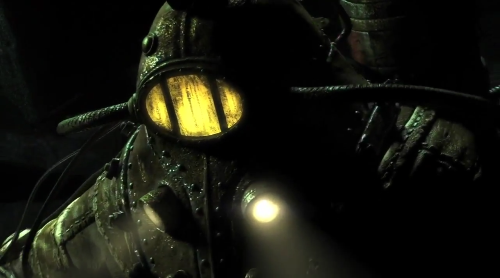 Bioshock 2 trailer – sound design re-work