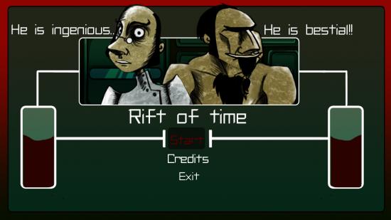 Rift of Time