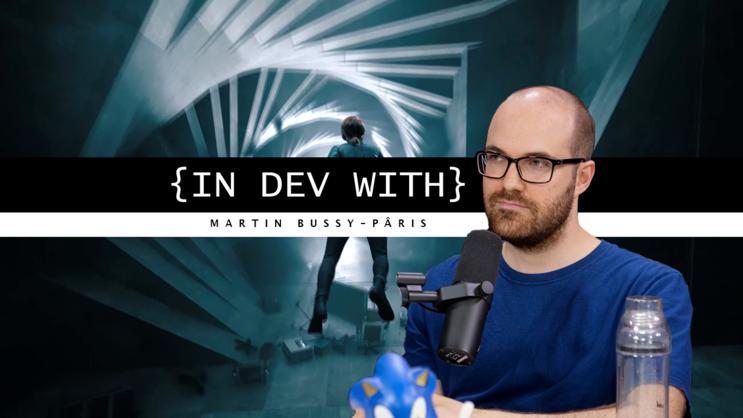 Interview for Gamekult